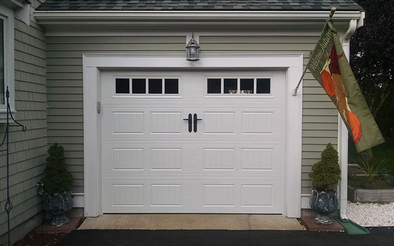 Garage Doors Installed And Serviced By Island Door Co